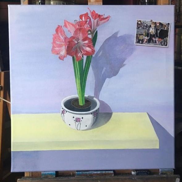 Jon Wealleans artist